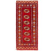 Link to 2' x 4' 10 Bokhara Runner Rug