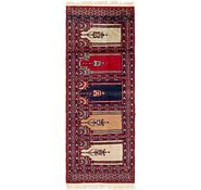 Link to 60cm x 165cm Lahour Oriental Runner Rug