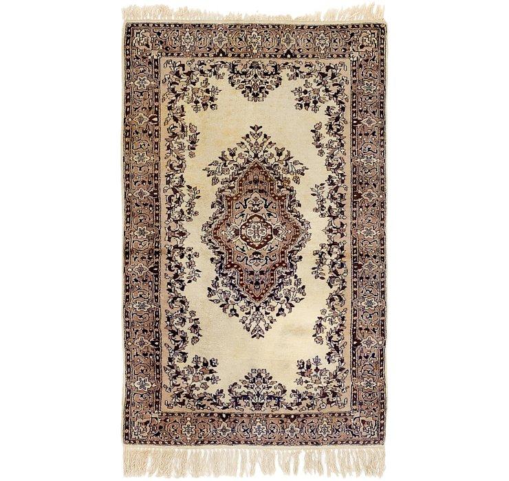 3' x 5' Lahour Oriental Rug