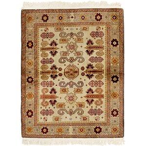 HandKnotted 3' 8 x 4' 9 Romani Oriental Rug