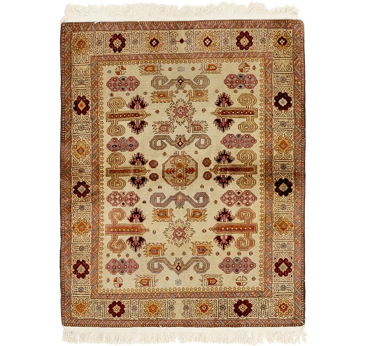 3' 8 x 4' 9 Romani Oriental Rug