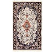 Link to 90cm x 165cm Tabriz Oriental Rug