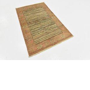 Unique Loom 3' 5 x 5' 6 Modern Ziegler Rug