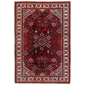 Link to 4' 7 x 6' 8 Maymeh Rug item page
