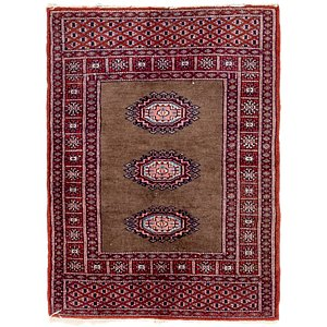 Link to 60cm x 85cm Bokhara Oriental Rug item page