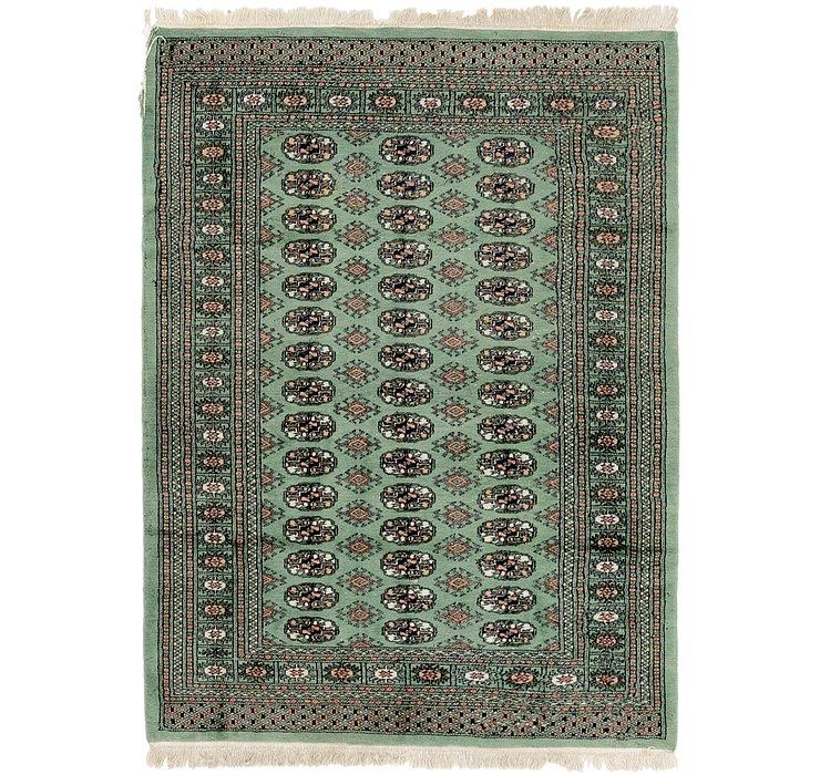 4' 8 x 6' 5 Bokhara Oriental Rug