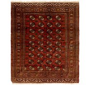 Link to 4' 7 x 5' 7 Bokhara Oriental Rug