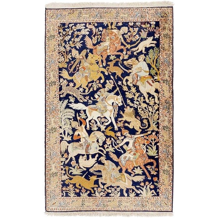 3' 2 x 5' 4 Kashmir Oriental Rug