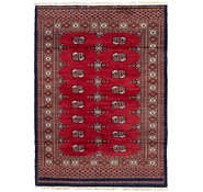 Link to 4' 2 x 6' Bokhara Oriental Rug