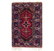 Link to 4' x 6' 6 Kars Oriental Rug