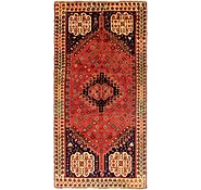 Link to 4' x 8' 2 Ghashghaei Persian Runner Rug