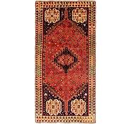 Link to 4' x 8' 2 Ghashghaei Persian Runner Rug