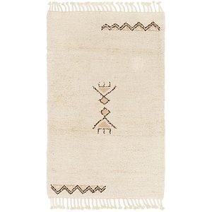 4' 2 x 6' 8 Moroccan Rug