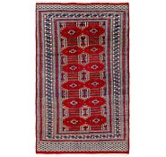 Link to 4' x 6' 10 Bokhara Oriental Rug