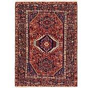 Link to 4' 10 x 6' 5 Gharajeh Persian Rug