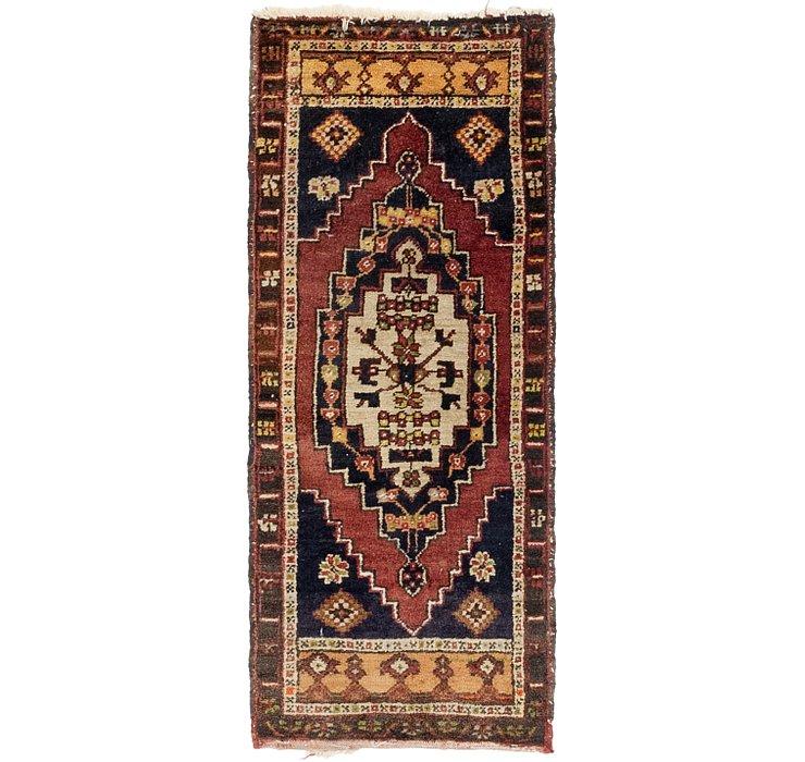 50cm x 122cm Anatolian Runner Rug