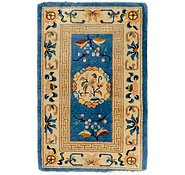 Link to 75cm x 122cm Antique Finish Rug