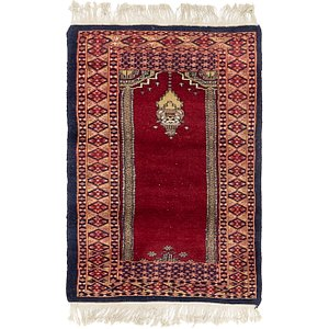 Link to 2' x 3' 4 Lahour Oriental Rug item page