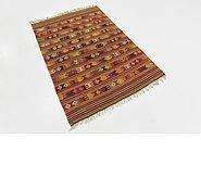 Link to 3' 7 x 5' 3 Kilim Fars Rug