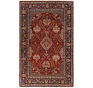 Link to 4' 8 x 7' 4 Kashan Oriental Rug