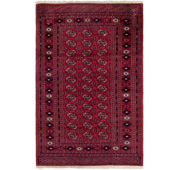 127cm x 190cm Bokhara Oriental Rug