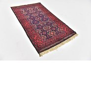 Link to 3' 4 x 6' 2 Balouch Persian Rug