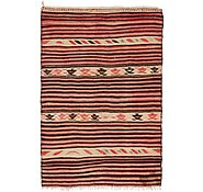 Link to 4' 9 x 7' Kilim Fars Rug