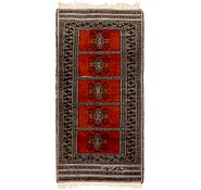 Link to 2' 2 x 5' Bokhara Oriental Runner Rug