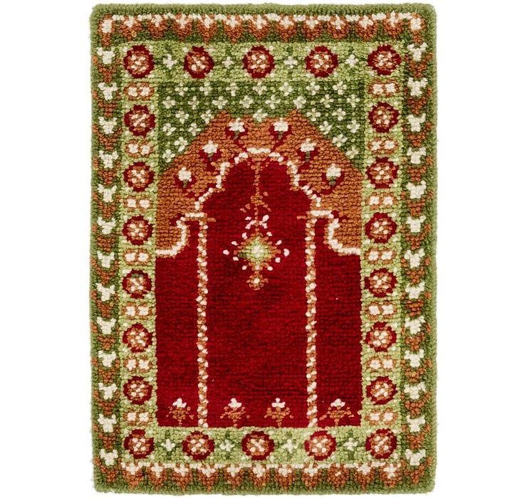 60cm x 85cm Moroccan Rug