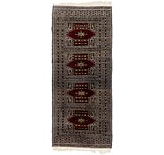 Link to 2' 2 x 5' 2 Bokhara Oriental Runner Rug