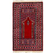 Link to 80cm x 137cm Lahour Oriental Rug