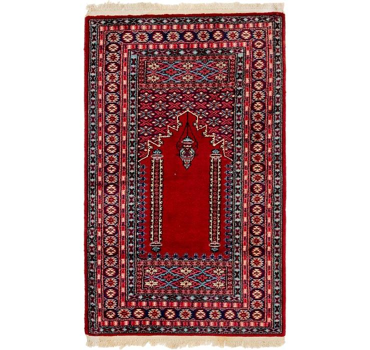 80cm x 137cm Lahour Oriental Rug