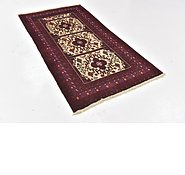 Link to 3' 3 x 6' 2 Balouch Persian Runner Rug