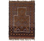 Link to 2' 7 x 3' 8 Balouch Persian Rug
