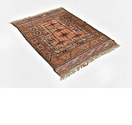 Link to 3' 2 x 4' Shiraz Persian Square Rug