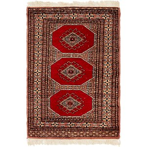 Link to 2' 7 x 4' Bokhara Oriental Rug item page