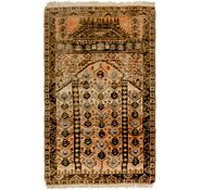 Link to 3' x 5' Bokhara Oriental Rug