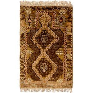 2' 7 x 4' 6 Balouch Persian Rug