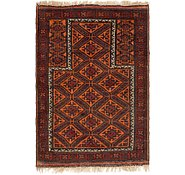 Link to 90cm x 145cm Balouch Persian Rug