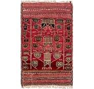 Link to 80cm x 127cm Moroccan Oriental Rug