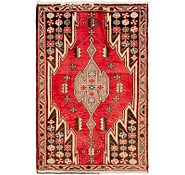 Link to 85cm x 122cm Mazlaghan Persian Rug