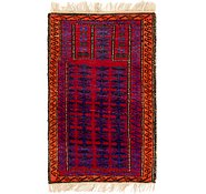 Link to 2' 5 x 4' 2 Balouch Persian Rug