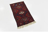 Link to 2' 4 x 4' 2 Balouch Persian Rug