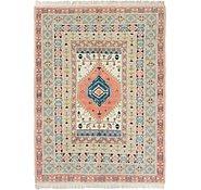 Link to 5' 7 x 7' 10 Hereke Oriental Rug