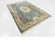 Link to 6' x 9' Antique Finish Rug