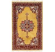 Link to 137cm x 208cm Tabriz Oriental Rug