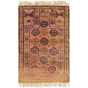 2' 8 x 4' 5 Balouch Persian Rug