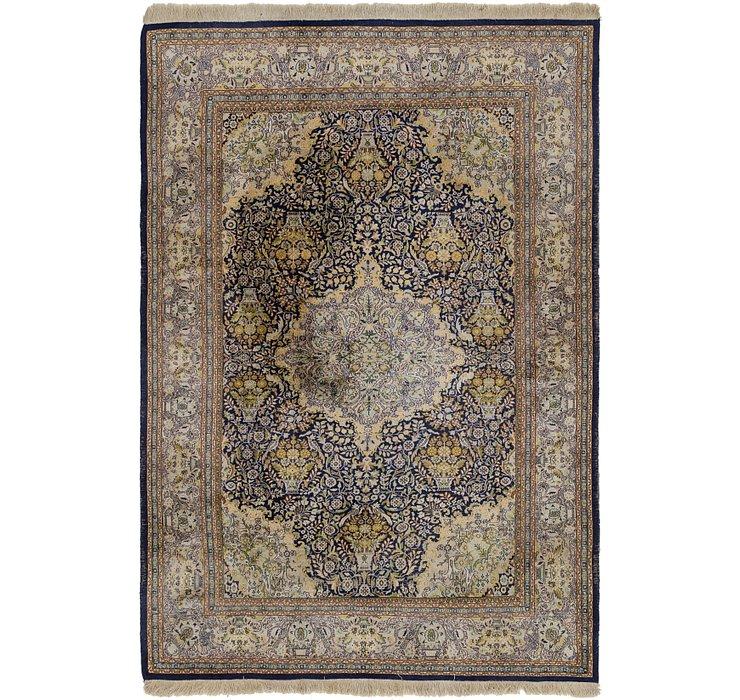 5' 10 x 8' 10 Kashmir Oriental Rug