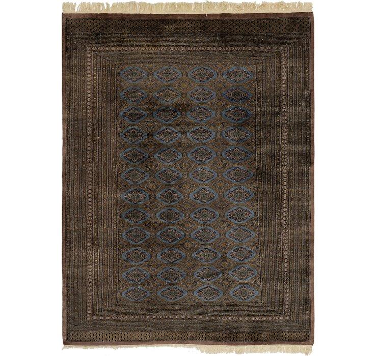 7' 2 x 9' 9 Bokhara Oriental Rug