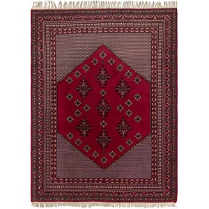 HandKnotted 8' 2 x 11' Moroccan Rug